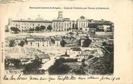 ESPAGNE  Ferrocarril Central De Aragon Linea De Valencia Por Teruel - Other