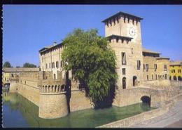 Fontanellato - Rocca Sanvitale - Veduta Esterna Della Rocca - Formato Grande Non Viaggiata - Cartoline