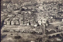 Graulhet - Tam - Vue Generale - Aerienne Et Place Du Jourdain - Formato Grande Viaggiata - Cartoline