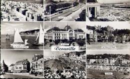 Trouville - Formato Piccola Viaggiata - Cartoline