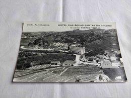 ANTIQUE PHOTO POSTCARD PORTUGAL TORRES VEDRAS MACEIRA - HOTEL DAS AGUAS SANTAS DO VIMEIRO VISTA UNUSED Nº1 - Lisboa
