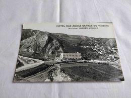 ANTIQUE PHOTO POSTCARD PORTUGAL TORRES VEDRAS MACEIRA - HOTEL DAS AGUAS SANTAS DO VIMEIRO VISTA UNUSED Nº2 - Lisboa