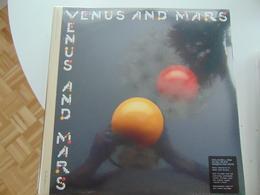 Paul McCartney & Wings- Venus And Mars (180 G Series 2LP) - Rock