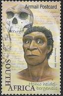 SOUTH AFRICA 2006 Origin Of Humankind - (3r80) Homo Heidelbergensis  FU - Afrique Du Sud (1961-...)