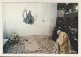 CPM - JEAN PAUL II à FATIMA - Edition E.P - Papes