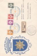 Böhmen Und Mähren Sammlerbrief Aus Beneschau 1941 - Bohême & Moravie