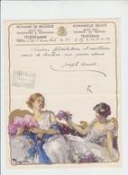 TELEGRAMME De Luxe N° A 7  Oblitéré Par La Ligne Privée Du NORD BELGE - VAL ST LAMBERT   En 1935. - Telegraph