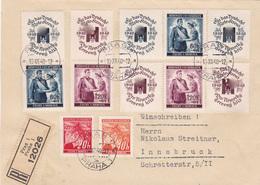Böhmen Und Mähren Sammlerbrief Aus Prag 1940 - Bohême & Moravie