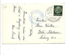 ALLEMAGNE REICH CARTE DE KOCHEL POUR LA FRANCE 1941 - Allemagne