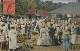 Jamaica Market Day  Edit Gardner's P. Used  To Cuba Banana Sweet Potatoes - Jamaïque