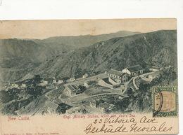 Jamaica New Castle English Military Station  Edit O. Milke  P. Used To Cuba 1905 - Jamaïque