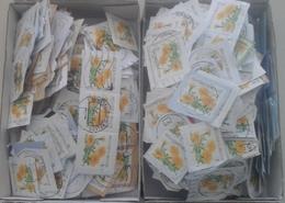 Belgique - Fleurs - Petit Lot De 1000° - 2008 - Valeur 1 - Sur Fragments - Postzegels