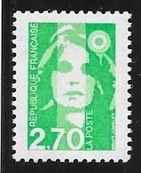 TIMBRE N° 3005    -   MARIANNE DU BICENTENAIRE     -  NEUF  -  1996 - Francia
