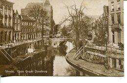 006771  Utrecht - Oude Gracht Jansbrug - Utrecht