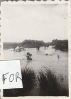Vietnam - Cochinchine : BATRI : En Opérations : 1947 - ( Format 6,2cm X 4,5cm ) Photo Militaire - War, Military