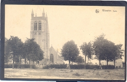 WOESTEN - Kerk - Vleteren