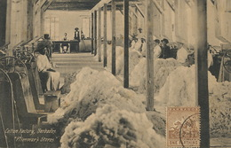 Barbados  Cotton Factory Plimmers Store  P. Used To Cuba - Barbades