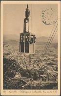 GRENOBLE - Téléférique De La Bastille - Grenoble