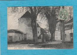 Baron. - Le Château - L'Entrée. - Frankreich