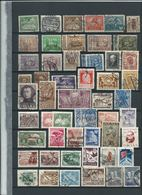 Poland (Polska) , Bigger Party Of Stamps On Stock-pages  (as Per Scans) Mixed Conservation - Poland