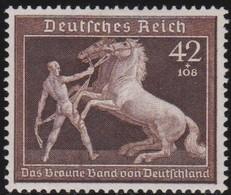 Deutsches Reich    .   Michel   .    699    .    *    .   Ungebraucht Mit Falz   .   /  .   Mint-hinged - Nuovi