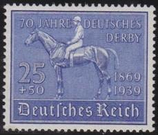 Deutsches Reich    .   Michel   .    698   .    *    .   Ungebraucht Mit Falz   .   /  .   Mint-hinged - Nuovi