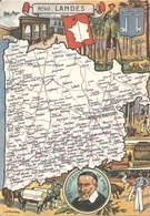 PINCHON N°40 - Landes - Cartes Géographiques