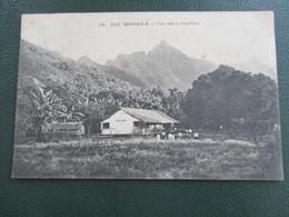 CPA Ile Moorea Papetoai - Polinesia Francese