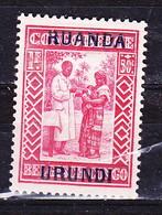 Ruanda Urundi Nr 85       Neuf Avec Charnière - Postfris Met Plakker - MH    (x) - Ruanda-Urundi