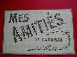 MES AMITIES DE COURMAS - Altri Comuni
