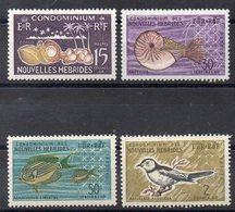 NOUVELLES HEBRIDES  Timbres ** De 1963  ( Ref 6181 ) Animaux - Leyenda Inglesa