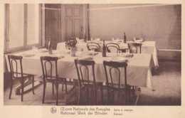 Bruxelles - Oeuvre Nationale Des Aveugles - Salle à Manger - Siège Social Avenue Dailly - Nels - Pas Circulé - TBE - Santé, Hôpitaux