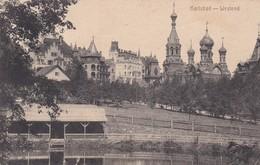 CARTOLINA - POSTCARD - REPUBBLICA CECA - KARLSBAD - WESTEND - Repubblica Ceca