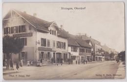 BÖZINGEN OBERDORF BIER-HALLE - BE Berne