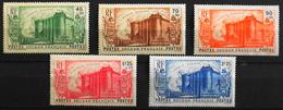 France (ex-colonies & Protectorats) > Soudan 1939 N°105 à 109 Y & T -150e Anniv. De La Révolution - Neuf**sans Charnière - Neufs
