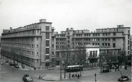 Carte Semie Moderne Petit Format De PARIS 20 Eme-lycee Hélène Boucher - Arrondissement: 20