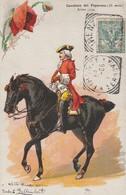 Cartolina - Postcard -  Viaggiata-   Sent  -  Cavaliere Del Papavero - Militari