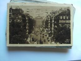 Frankrijk France Frankreich Parijs Paris Avenue De L' Opéra Vieux Les Petits Tableaux - Frankrijk