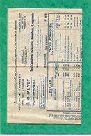 13  .SALON  De  PROVENCE  ,  Huilerie  Savonnerie - Café  Verts & Torréfies . - Alimentos