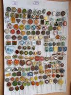 172 Znacka, Badge - Ex Yugoslavia, Croatia, Serbia, Slovenia, Macedonia, Bosnia, Montenegro, Series - Pin's