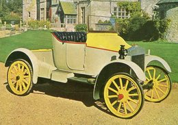 Trojan 10 Hp  -  1912  -  Carte Postale - Turismo