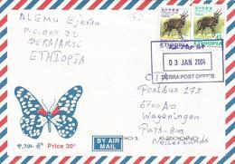 Ethiopia 2004 Derra Bushbuck Cover - Ethiopië