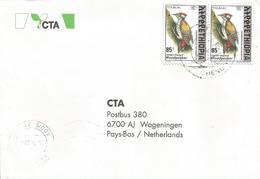 Ethiopia 2000 Chenchu Woodpecker Cover - Ethiopië