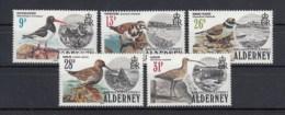 Alderney Nuovi: 1984 Annata Completa - Alderney