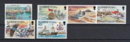 Alderney Nuovi: 1991 Annata Completa - Alderney