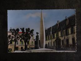 CHALONS SUR MARNE EN CHAMPAGNE MONUMENT DU CENT CINQUANTENAIRE DES ECOLES DES ARTS ET METIERS BORDET COGETRAVOC - Châlons-sur-Marne
