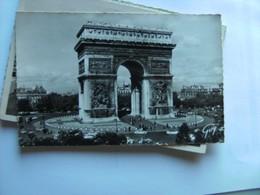 Frankrijk France Frankreich Parijs Paris Arc De Triomphe Vieux - Arc De Triomphe
