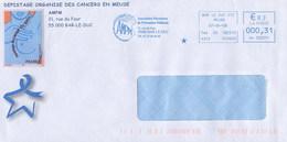 FRANCIA - EMA - BAR LE DUC - AMPM - Association Meusienne Prevention Medicale  CANCER DU SEIN   -  CONTRO IL CANCRO - Médecine