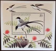 Grenada Grenadines 1984 Song Birds Minisheet MNH - Vögel