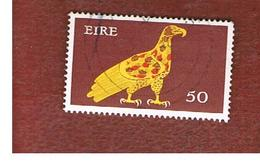IRLANDA (IRELAND) -  SG 301  -    1971  STILYZED EAGLE 50   - USED - 1949-... Repubblica D'Irlanda